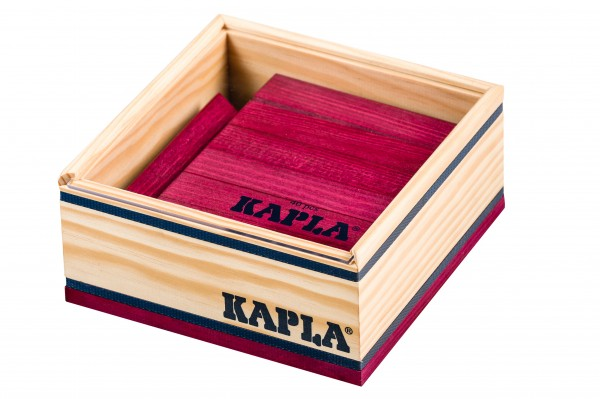 Kapla 40er Quadrat (violett)