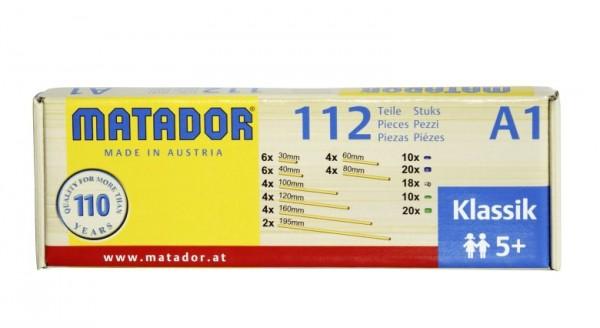 Matador Explorer / Klassik A1 (Räderzubehör)