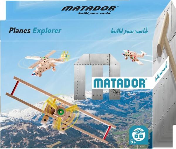 Matador Planes Explorer