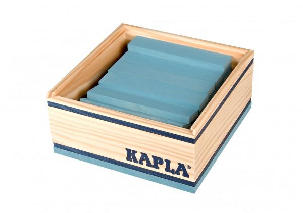Kapla 40er Quadrat (hellblau)