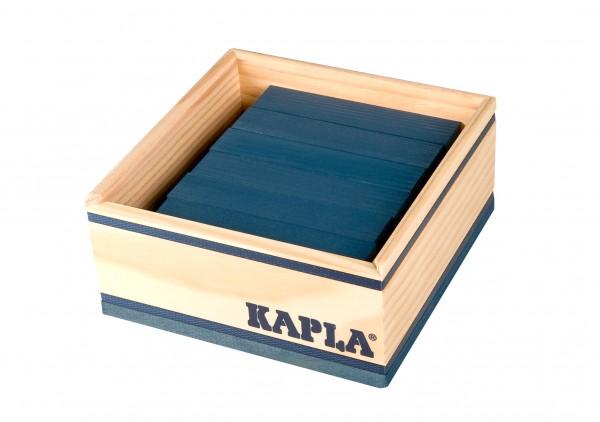 Kapla 40er Quadrat (dunkelblau)