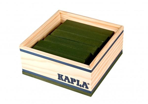 Kapla 40er Quadrat (grün)